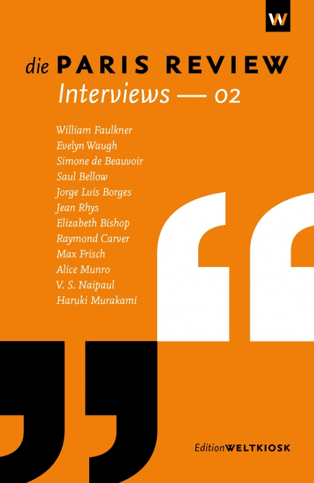 Die PARIS REVIEW Interviews 02