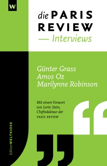 Die PARIS REVIEW Interviews